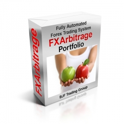Forex Arbitrage (MT4 Expert Advisor)