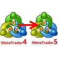 MT4 -> MT5 Copier