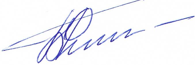 Boris Fesenko Signature