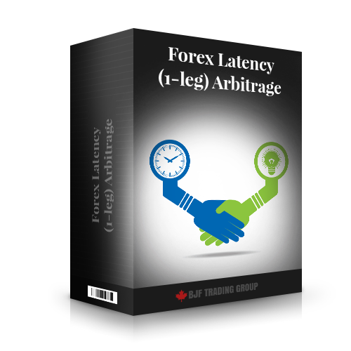 Forex Latency Arbitrage Software :: 1-leg Arbitrage EA