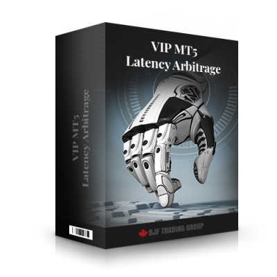 VIP MT5 Latency Arbitrage Software