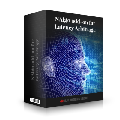 NAlgo Add-on  for Latency Arbitrage Software