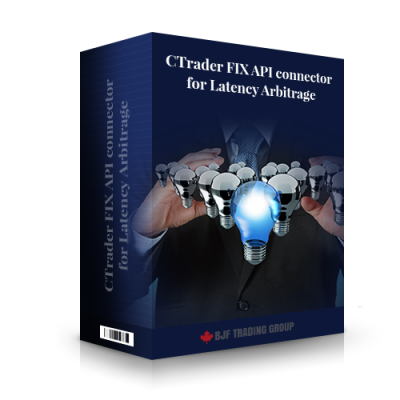 Ctrader FIX API Connector for MT4 Latency Arbitrage