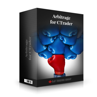 Arbitrage Software for CTrader