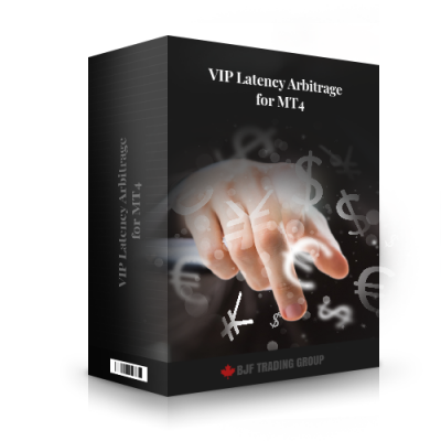 VIP Latency Arbitrage for MetaTrader4