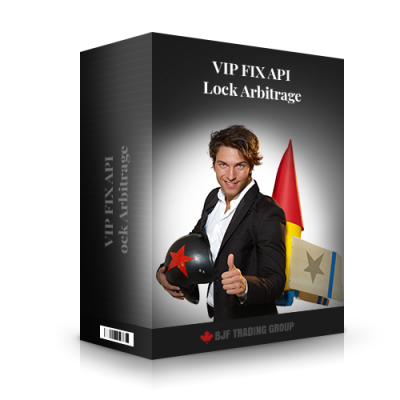 VIP Lock Arbitrage Software for FIX API Accounts