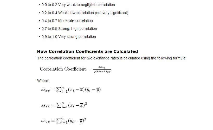 statistical arbitrage calculation