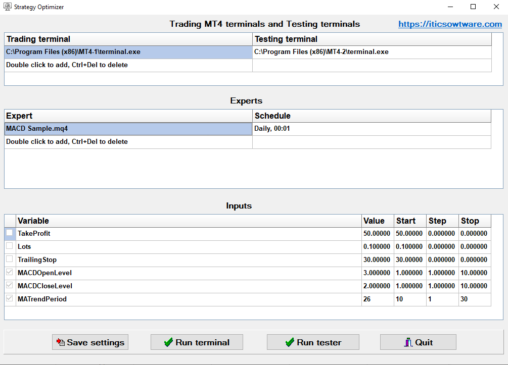 strategies auto optimizer software for mt4