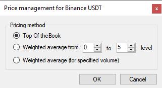 crypto arbitrage price method