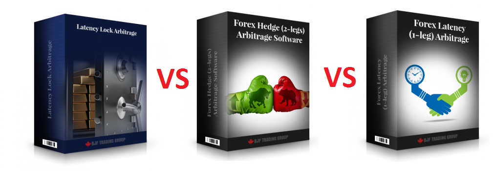latency arbitrage vs hedge arbitrage vs locking arbitrage