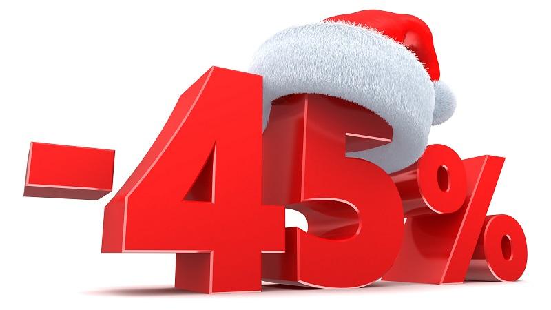 Merry Christmass -45%