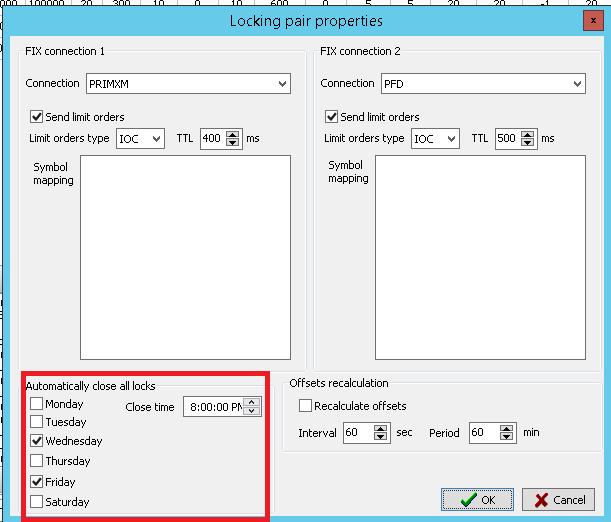 VIP Lock Arbitrage Software SWAP
